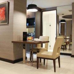 Отель FuramaXclusive Asoke, Bangkok 4* Номер категории Премиум с различными типами кроватей фото 20