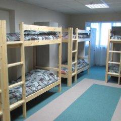 Хостел 4&4 Кровать в общем номере фото 11