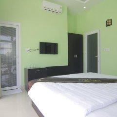 Отель Chau Plus Homestay 3* Стандартный номер с различными типами кроватей фото 9
