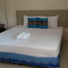 Отель Wattana Bungalow Улучшенный номер с различными типами кроватей фото 14