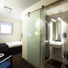 Отель Finn Швеция, Лунд - отзывы, цены и фото номеров - забронировать отель Finn онлайн ванная фото 2