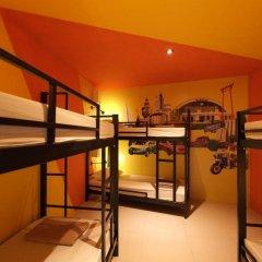 Everyday Bangkok Hostel Кровать в общем номере фото 5