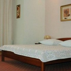 Гостиница Набережная Стандартный номер с двуспальной кроватью фото 9