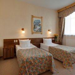 Гостиница Алеша Попович Двор 3* Стандартный номер с 2 отдельными кроватями