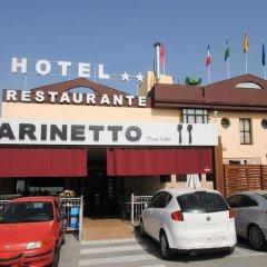 Hotel Marinetto парковка