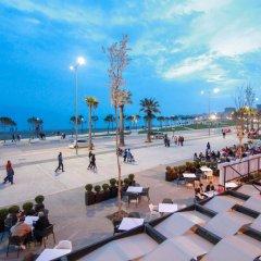 Hotel Primavera пляж фото 2