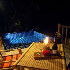 Отель Cape Shark Pool Villas 4* Студия с различными типами кроватей фото 14