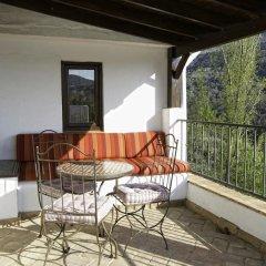 Отель Casa Rural Arroyo de la Greda Испания, Гуэхар-Сьерра - отзывы, цены и фото номеров - забронировать отель Casa Rural Arroyo de la Greda онлайн балкон