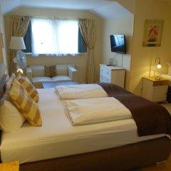 Hotel Villa Konstanz Берлин комната для гостей