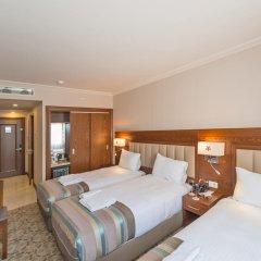 Отель BEKDAS DELUXE 4* Стандартный семейный номер с двуспальной кроватью фото 13