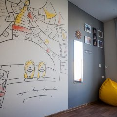Хостел География Казань Кровать в общем номере двухъярусные кровати фото 10