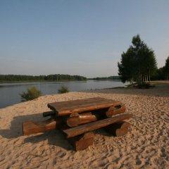Гостиница Bolshaya Volga пляж