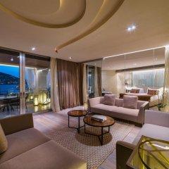 Aguas de Ibiza Grand Luxe Hotel 5* Президентский люкс с различными типами кроватей