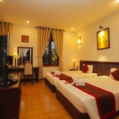 Отель Hoi An Garden Villas 3* Номер Делюкс с различными типами кроватей