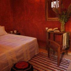 Отель Riad Azenzer 3* Стандартный номер с различными типами кроватей фото 7