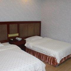Guangzhou Xidiwan Hotel 3* Стандартный номер с 2 отдельными кроватями фото 4