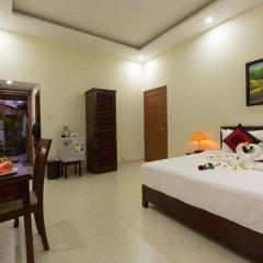 Отель Herbal Tea Homestay 2* Стандартный номер с различными типами кроватей фото 3