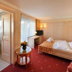 Wellness Hotel La Ginabelle 4* Стандартный номер с различными типами кроватей