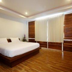Отель Kata Hiview Resort 3* Стандартный номер двуспальная кровать фото 2