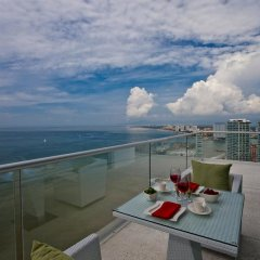 Отель Vallarta Penthouse балкон