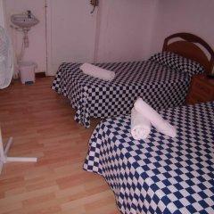 Отель Pension Lemus Стандартный номер с двуспальной кроватью (общая ванная комната) фото 11