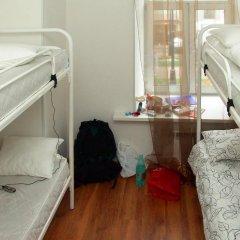 Хостел Online Кровать в общем номере с двухъярусной кроватью фото 3