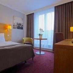 Отель Botanique Prague 4* Стандартный номер с различными типами кроватей фото 15