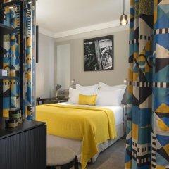 Отель Les Matins De Paris 4* Стандартный номер с различными типами кроватей фото 3
