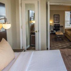 The New Yorker A Wyndham Hotel 2* Люкс с различными типами кроватей