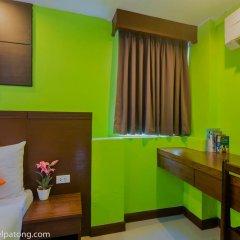 Green Harbor Patong Hotel 2* Стандартный номер двуспальная кровать фото 2