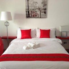Basilico Hotel & Restaurant Номер Делюкс с различными типами кроватей фото 4