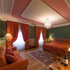 Strozzi Palace Hotel 4* Полулюкс с различными типами кроватей фото 6