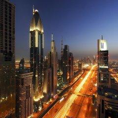 Отель Four Points by Sheraton Sheikh Zayed Road, Dubai балкон