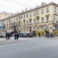 Отель On Sotsialisticheskaya Guest House Санкт-Петербург