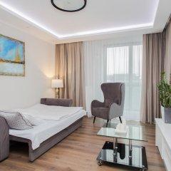 Отель ShortStayPoland Wynalazek (B20) Польша, Варшава - отзывы, цены и фото номеров - забронировать отель ShortStayPoland Wynalazek (B20) онлайн комната для гостей фото 4