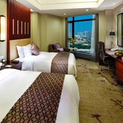 Hotel Nikko Xiamen 4* Представительский номер с различными типами кроватей фото 2