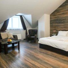 Бутик-Отель Лофт Улучшенный люкс с разными типами кроватей фото 2