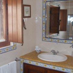 Отель Casa de S. Thiago do Castelo 3* Стандартный номер с различными типами кроватей фото 5