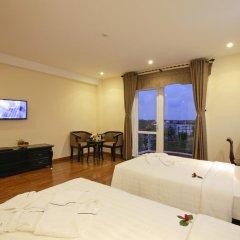 Hoian Sincerity Hotel & Spa 4* Стандартный семейный номер с двуспальной кроватью фото 6