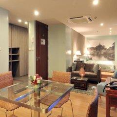 Отель Chakrabongse Villas 5* Улучшенная студия фото 3