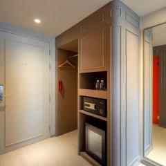 Отель ibis Styles Bangkok Khaosan Viengtai 3* Стандартный номер с разными типами кроватей фото 2