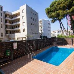 Отель Agi Torre Quimeta Apartments Испания, Курорт Росес - отзывы, цены и фото номеров - забронировать отель Agi Torre Quimeta Apartments онлайн бассейн