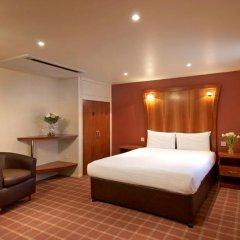 Corus Hotel Hyde Park 4* Представительский номер с различными типами кроватей фото 2