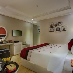 Oriental Central Hotel 3* Полулюкс с различными типами кроватей фото 6