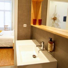 Отель Hall Chiado 4* Стандартный номер с различными типами кроватей фото 5