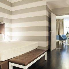 Hotel De La Ville 4* Люкс с различными типами кроватей фото 4