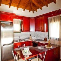 Отель Aselinos Suites 3* Коттедж с различными типами кроватей фото 26