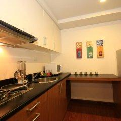 I Residence Hotel Sathorn 3* Улучшенный номер с различными типами кроватей фото 2