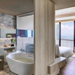 Отель Hilton Pattaya 5* Номер Делюкс с двуспальной кроватью фото 4