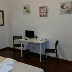 Отель Il Cucù Стандартный номер с двуспальной кроватью (общая ванная комната)